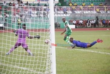 AFCON Qualifier: Sierra Leone shocks Nigeria