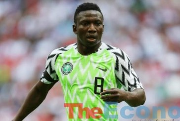 Etebo urges team mates to up game
