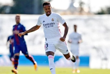 Madrid's Militao tests positive for COVID-19