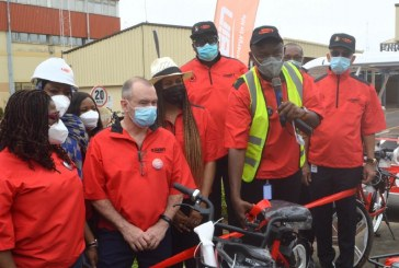 Official Launch of Egbin Electric Buggies and Bicycles