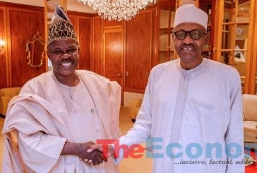 Buhari Never Received N12.5m Ogun Money From Amosun – Presidency