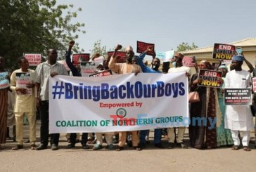 BringBackOurBoys:FG Tells Campaigners to Return Monies Collected