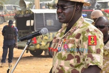 COAS Conference: More Top Army Personnel Test Positive for COVID-19