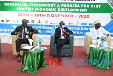 Surveyor General of the Federation harps on driving IGR with Geospatial Technology