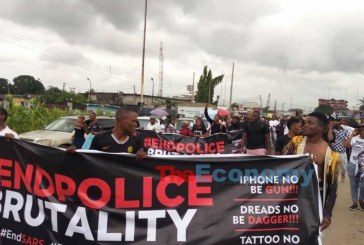 Lagos, Ogun deploy police officers to stop second wave of ENDSARS protest