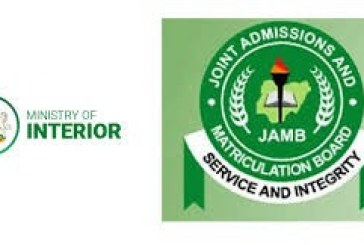 Interior Ministry partners JAMB for transparent recruitment