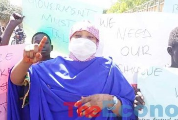 Women Protest Against Abduction of Katsina Students, Demand Immediate Release