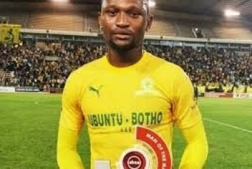 South African football star dies in car crash