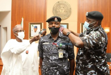 FCT Ministertasks newly promoted police officers on work ethics