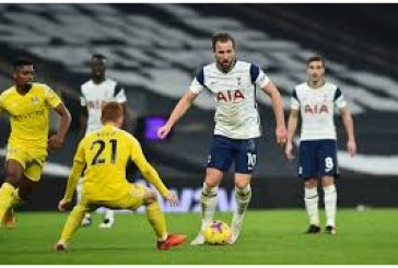 Fulham force Tottenham to 1-1 draw