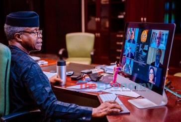 Nigerian Scientists Brief Osinbajo on Potential Drug for Coronavirus