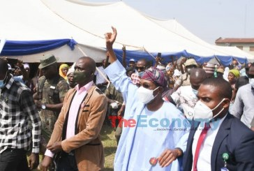 Aregbesola tasks youths on self-employment sufficiency