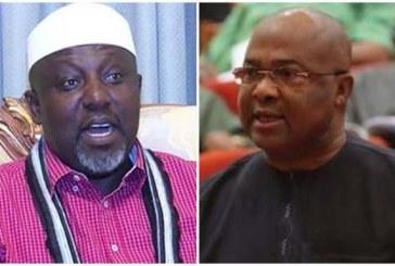 Imo Govt Vs Okorocha: Nigerians Angry over Buhari Intervention