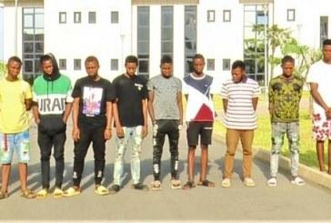 EFCC nabs 19 suspected Internet fraudsters in Abuja