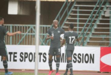 Osimhen, Onuachu score as Nigeria trounce Lesotho 3-0
