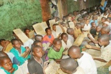 FG Enrols 924,590 Out-of-school Children in Nigeria