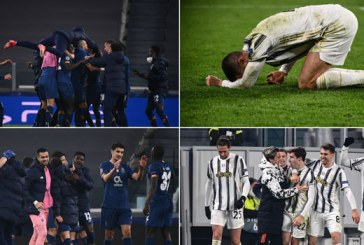 Porto knock Juventus out of Champions League