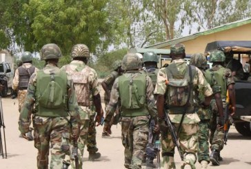 Soldiers of 'Operation Lafiya Dole' Protest Poor Equipment, Unpaid Allowances in Borno
