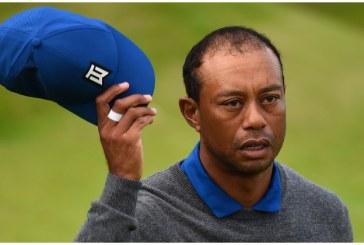 Tiger Woods returns home after crash