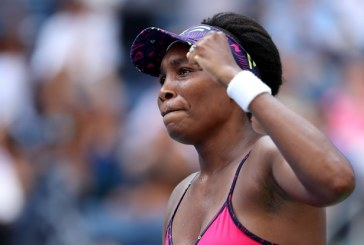 Miami Open: Venus Williams crashes out in first round