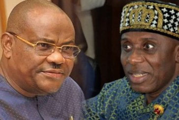 Wike was My Staff, I Can't Bring Myself Low to His Level — Amaechi