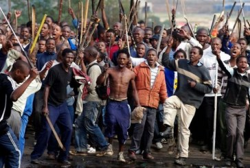 Imo villagers rescue suspected kidnappers from mob
