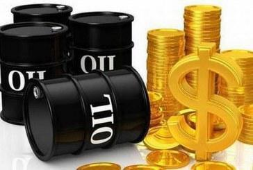 Crude oil price hits six-week high $68.47