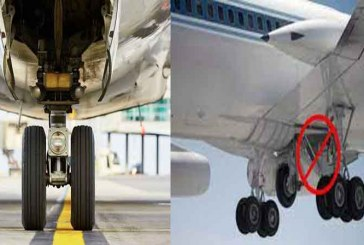 Dead Body Discovered In Landing Gear Of Flight From Lagos