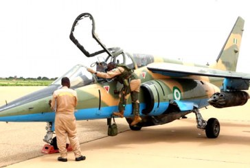 Missing Jet Might Have Crashed, NAF Said While Revealing Names of Crew Members