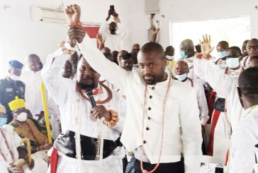 New Olu of Warri Designste Emerges