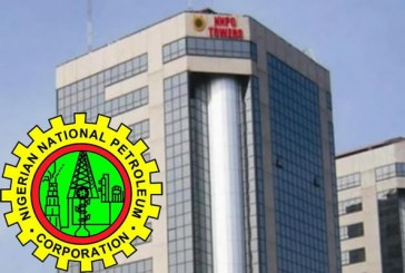 NNPC skips remittances to FAAC for April & May