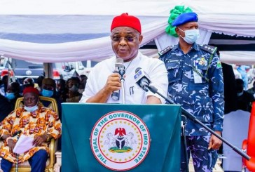 Uzodinma Makes a U-turn, Seeks Stakeholders' Support over Insecurity