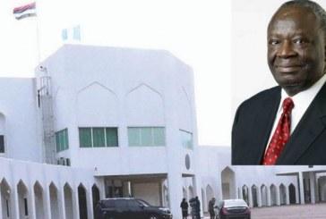 Insecurity: Attempted Burglary at Gambari's Residence, Aso Villa — Presidency