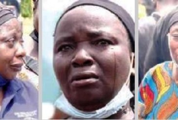'Please Help Us!' — Mothers of Abducted Kaduna Students Weep During Protest at NASS
