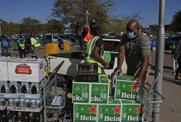 South Africa Bans Sale of Alcohol as Covid Rates Rise