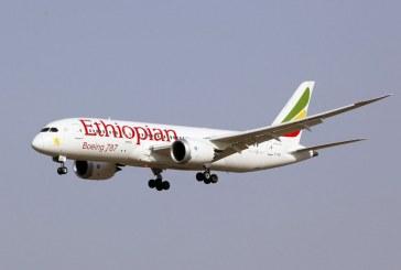 Ethiopian Airlines Boeing 777 Overshoots Runway in Lagos