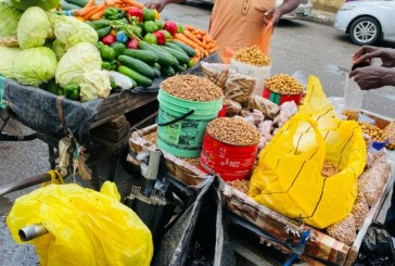 Nigeria's inflation dips to 17.93%