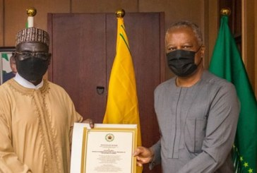 FG Deploys Buratai as Ambassador to Benin Republic