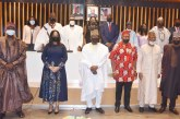 Inauguration of  the Board of Directors in Abuja