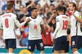 England move up to third in men's world rankings