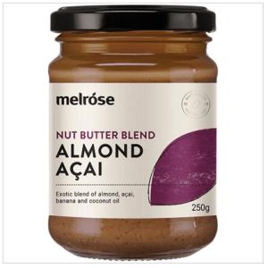 Nut Butter Spread Almond-Acai 250g