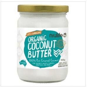 NIULIFE Creamed Coconut 500g