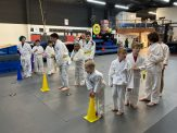 Kids class striking