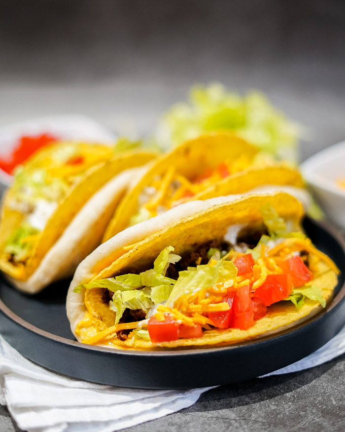 Double Cheesy Gordita Crunch Calories : double, cheesy, gordita, crunch, calories, Vegan, Gordita, Crunch