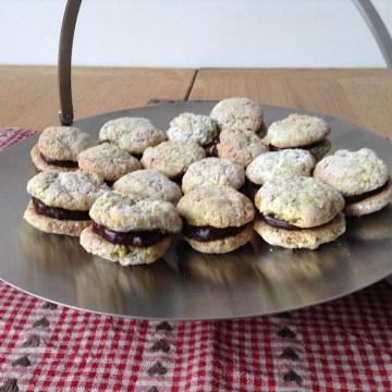 baci biscuits