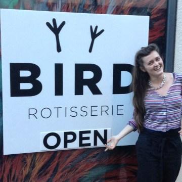 Bird rotisserie