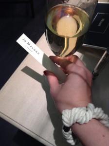 jo malone bracelet