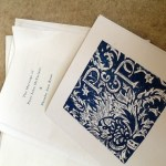 print project - make your own ceremony booklets