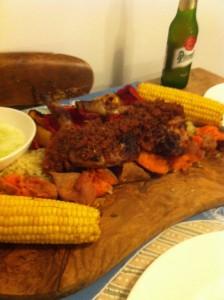 homemade piri piri chicken marinade