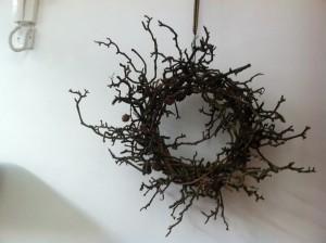 long-lasting Christmas wreath